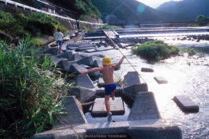 海部川 | Kaifu-gawa